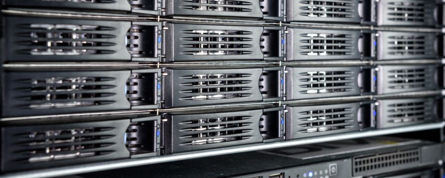 IT Solutions - IT Infrastruktur - Storage
